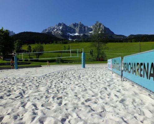 VC St. Johann - JoeRassic Beach-Arena