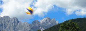 Beachvolleyball - Volleyball Training St.Johann Tirol