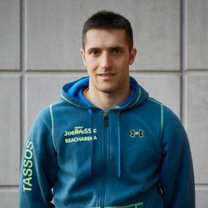 Tasos Theodorakopoulos - Sportdirektor & Trainer - VC St. Johann