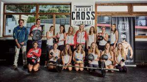 Team Frauen Landesliga A - gut in Form mit Kaisercross