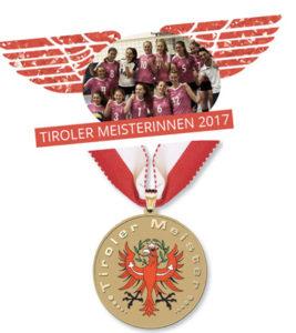 Tiroler Volleyball Landesmeisterinnen 2017 - VC St. Johann In Tirol