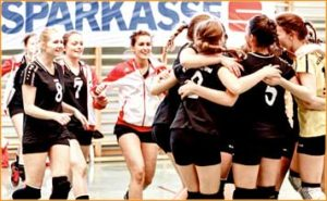 Erfolge Volleyball St. Johann
