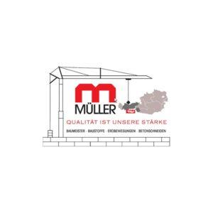 Firma Mueller Sponsor VC St Johann