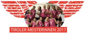 VC St. Johann - Landesmeisterinnen Tiroler Volleyball A Liga