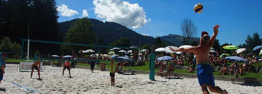 Beach Volleyball Saison 2016 - VC St. Johann