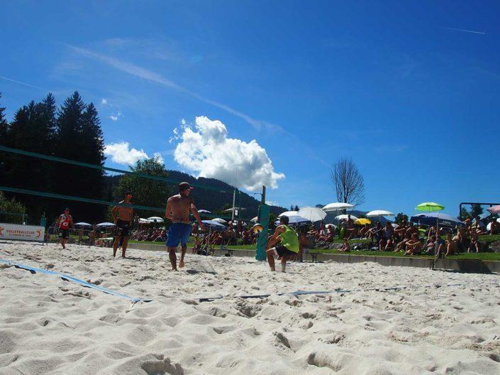 VC St Johann JoeRassic BeachArena Landesmeisterschaft