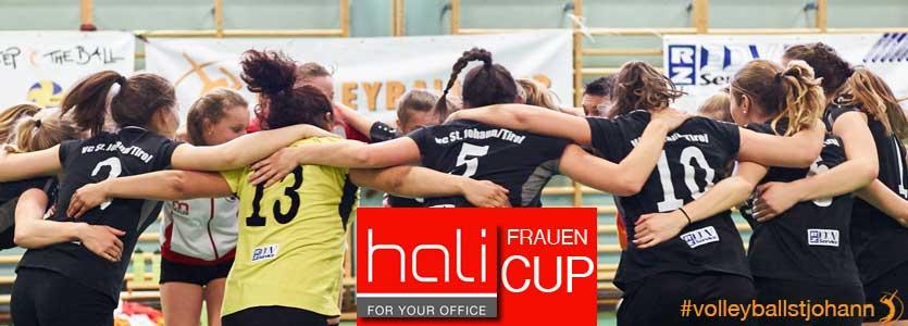 Hali Cup Tirol - Frauen VC St. Johann