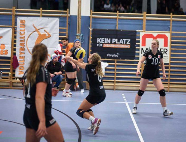 Damen Landesliga A - Heimspiel 19-11-16