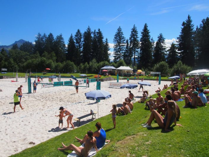 VC St Johann Beachvolleyball Events
