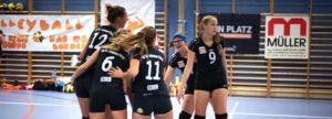 HALI Cup Tirol - Heimspiel VC St. Johann Frauen gegen USI Innsbruck