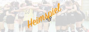 1. Heimspiel Fuer das VC St. Johann Frauen A-Team