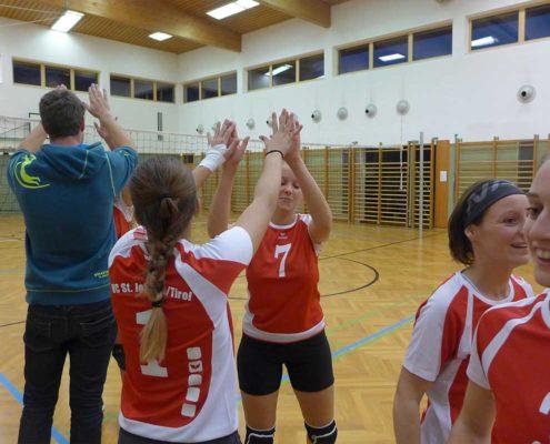 VC St. Johann Frauen Landesliga C - Auf gehts!