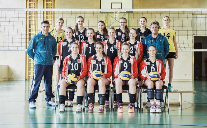 VC St Johann Team Fotoshooting