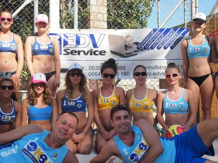 Kalamata Beachvolley Camp 2016 - Unsere Sponsoren, immer dabei