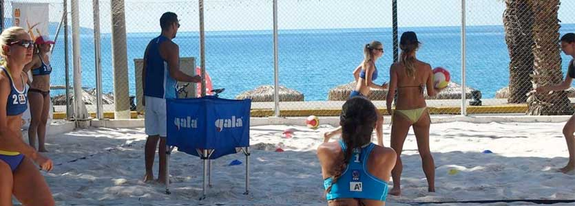 Kalamata Beachvolley Camp 2017