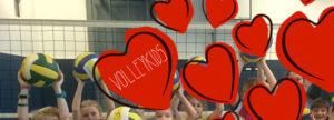 Ein Herz für Volleykids - VC St. Johann und VS Kirchdorf