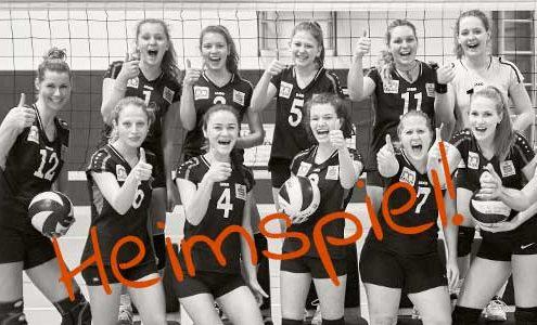 Heimspiel in Kirchdorf - Volleyball Frauen Landesliga A