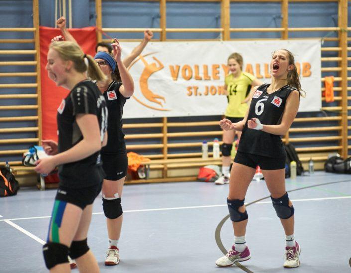 Damen Landesliga A - VC St. Johann