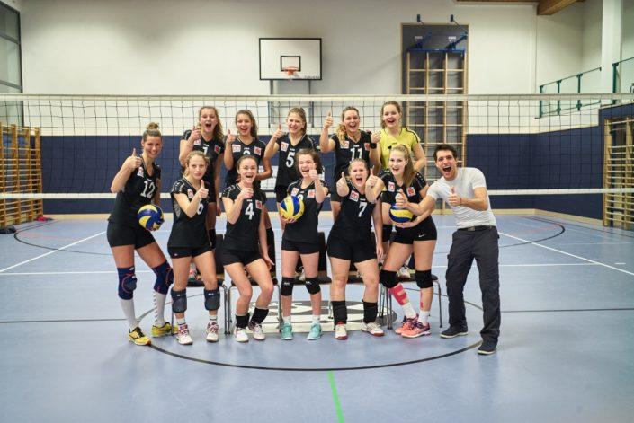 Landesliga A - VC St Johann Damen
