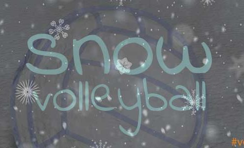 Snow Volleyball neu bei Snow Show