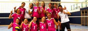 Spannende Spiele auf hohem Niveau - die VC St. Johann Frauen bleiben weiterhin ungeschlagen