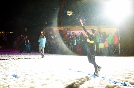 Snowvolleyball VC St. Johann