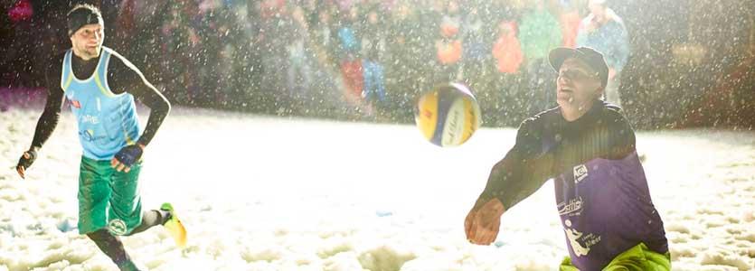 1. St. Johanner Snow Volleyball Turnier