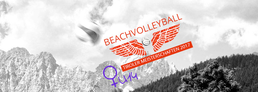 Beachvolleyball Landesmeisterschaften Juniorinnen U14 - VC St. Johann in Tirol