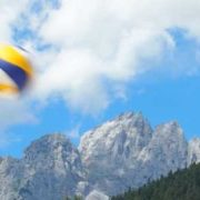 Beachvolleyball Training 2017 - Volleyball St. Johann in Tirol