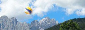 Beachvolleyball Training 2017 - Volleyball St. Johann in Tirol