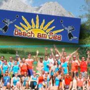 Beach am See Meisterschaften 2017 Beachvolleyball Turnier - Volleyball St. Johann Tirol