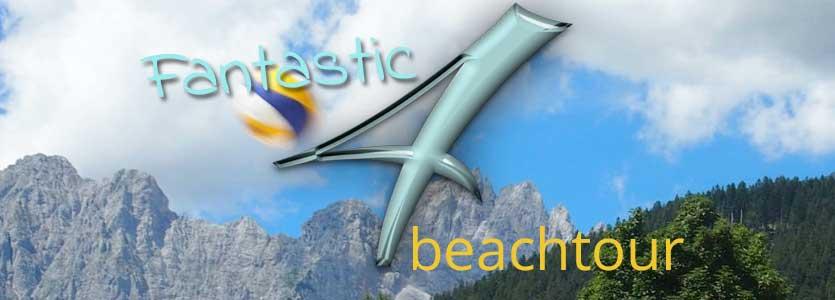 Fantastic 4 Beachtour - Beachvolleyball St. Johann in Tirol