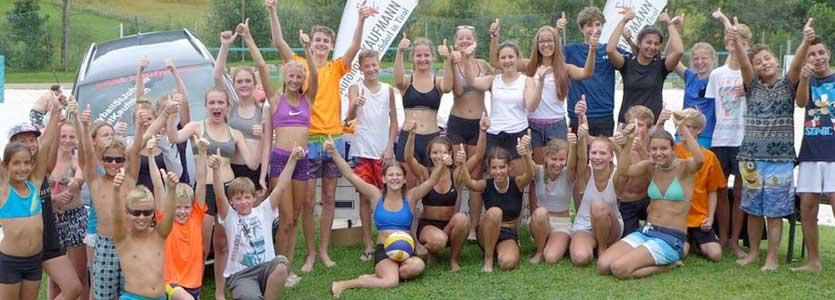 JBeachvolleyball Jugend- und Hobbyturnier - VC St. Johann in Tirol