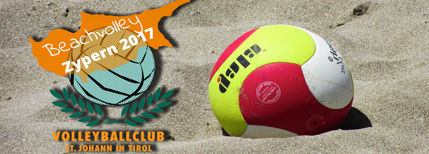 Zypern Beachvolley Camp 2017