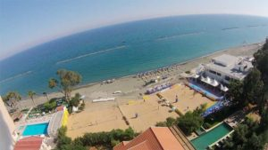 Beachvolley Camp Limasol Zypern - VC St. Johann