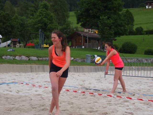 VC ST. Johann U14 Landesmeisterschaften