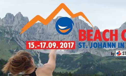 Locations Beach Cup St. Johann by Steinbacher