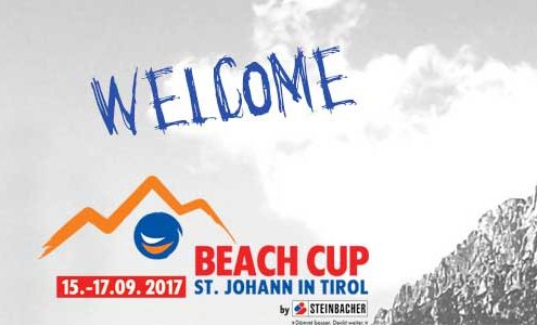 Beach Cup St. Johann - English Information