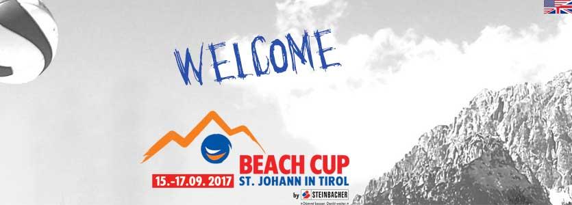 Beach Cup St. Johann - English Information