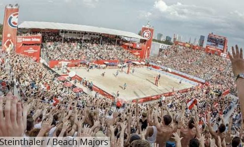FIVB Beach Volleyball WM presented by A1