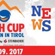 each Cup Pressemitteilung und allgemeine Informationen - Beach Cup St. Johann in Tirol by Steinbacher